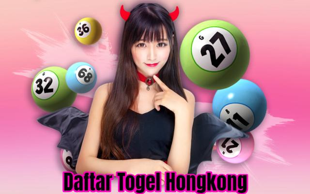 Cara Daftar Togel Hongkong Online Resmi di Indonesia